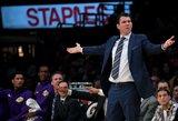 """""""Kings"""" treneriui – kaltinimai išprievartavimu"""
