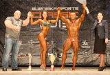 """Marijampolėje surengtos tarptautinės """"Burneika Sports Classic"""" kultūrizmo ir bikini varžybos"""