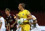 """T.Krapikas su """"Spezia"""" klubu žengė į aukščiausią Italijos lygą"""