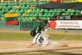 Pasaulio jaunučių beisbolo čempionate lietuviai nepasipriešino Naujajai Zelandijai