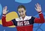 Europos žaidynėse po 12 dienų Rusija laimėjo net 109 medalius