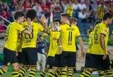 """""""Borussia"""" draugiškose rungtynėse patiesė """"Liverpool"""" futbolininkus"""