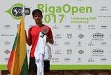 Panevėžietis M.Vasiliauskas – tarp pajėgiausių šešiolikmečių Europos tenisininkų
