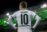 """T.Hazardas fantastišku baudos smūgiu atvedė Menchengladbacho """"Borussia"""" į """"Telekom"""" taurės finalą"""