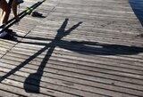 Nesėkmingi Lietuvos atstovų pasirodymai pasaulio jaunimo irklavimo čempionate Trakuose