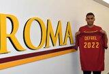 """Oficialu: """"Roma"""" už potencialią 20 mln. eurų sumą įsigijo naują puolėją"""