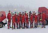 Svarbiausias metų startas: Lietuvos biatlonininkai pradeda kovas pasaulio čempionate