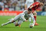 """Madrido """"Real"""" - Miuncheno """"Bayern"""" rungtynių atgarsiai linksmai"""