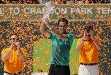 R.Federeris net po vienuolikos metų pertraukos triumfavo Majamio turnyre