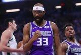 """C.Breweris NBA sezono atnaujinimui prisijungs prie """"Kings"""""""