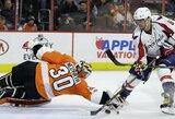 NHL lyderiai nutraukė dviejų iš eilės pralaimėjimų seriją