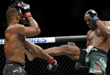 Į UFC absoliutų reitingą įsiveržė K.Usmanas, T.Woodley prarado septynias pozicijas