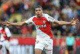 """18-metis vėl įmušė įvartį, o """"Monaco"""" iškovojo pergalę"""