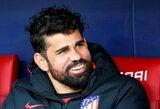 "Futbolo gandai: D.Costa kelsis į ""Benfica""?"