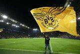 """""""Borussia"""" ekipos laukia ilga diskvalifikacija: sirgaliai negalės patekti į vieną stadioną"""