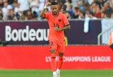 """Šią vasarą PSG palikti norėjęs Neymaras: """"Ginsiu klubą savo dantimis ir nagais"""""""