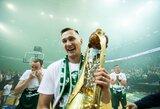 P.Jankūnas 13-ąjį LKL čempionų žiedą palygino su pirmuoju karjeroje