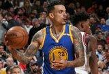 """M.Barnesas: """"Egoizmas neleido """"Clippers"""" tapti čempione"""""""