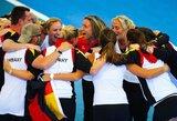 Vokietijos ir Čekijos rinktinės pateko į Federacijų taurės teniso turnyro finalą