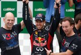 """C.Horneris: """"S.Vettelis dar nepasiekė karjeros viršūnės"""""""