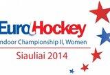 Lietuvos riedulininkės Europos čempionate išplėšė dramatiškas lygiąsias (komentaras)