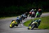 """""""Liqui Moly Lietuvos motociklų plento žiedo"""" čempionato starte – netikėtas Š.Plado rekordas"""
