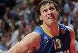 Už darbą Kroatijos rinktinėje padėkota dviems krepšininkams