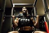 """10 kg svorio priaugęs J.Jonesas taikosi į sunkiasvorių čempiono diržą: """"Tada neliktų abejonių, kas yra geriausias istorijoje"""""""