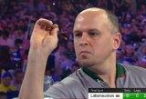 Prieš istorinį debiutą pasaulio serijos finale – D.Labanausko nesėkmė