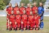 Baltijos taurėje – pergalingas Lietuvos merginų futbolo rinktinių startas