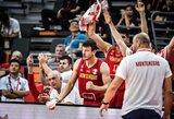 Pasaulio taurės turnyrą Juodkalnija baigė iškovodama pirmą pergalę