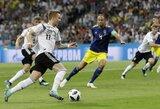 """M.Reusas: """"Daugelis vokiečių norėjo, kad iškristume iš pasaulio čempionato"""""""