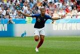"A.Wengeras: ""Mbappe gali tapti kitu Pele"""