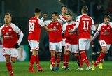 """Vokietijos """"Bundesliga"""": lygos autsaideriai """"Mainz 05"""" nesugebėjo nugalėti Menchengladbacho """"Borussia"""" ir pasiliko iškritimo zonoje"""