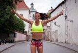 Dešimt R.Drazdauskaitės patarimų maratono naujokams