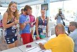 Lietuvos tinklininkės galingai žengė į Europos jaunimo čempionato aštuntfinalį