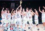 """Kovoje dėl Ateities taurės – """"Ryto-Perlo"""" krepšininkų triumfas"""