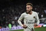 """""""Sky Sports"""": """"Barcelona"""" ir PSG pasiekė susitarimą dėl Neymaro"""