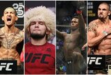 """""""UFC 236"""" pristatymas ir prognozės: C.Nurmagomedovo varžovo paieškų pabaiga bei ilgamečio lietuvio auklėtinio pasirodymas"""