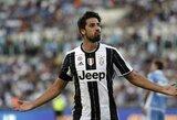 """""""Juventus"""" klubas įveikė ir """"Lazio"""""""