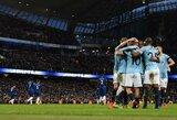 """Pamatykite: """"Chelsea"""" pažeminę ir po rungtynių jų himną groję """"Manchester City"""" atsiprašė"""