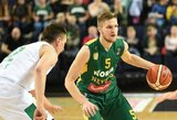 """""""Nevėžis"""" nesėkmingai startavo FIBA Europos taurėje"""