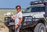 Padedamas A.Juknevičiaus, Kazachstanas sieks organizuoti pasaulio dykumų ralio čempionatą