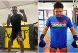 """Lažybininkai pateikė savo verdiktą prieš dvi titulines """"UFC 249"""" kovas"""