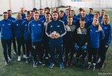 Lietuvos istorijoje – pirmasis FIFA vartininkų trenerių seminaras