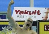 D.Rapšys toliau skina medalius FINA Čempionų plaukimo lygoje: vėl pasidabino auksu ir iškovojo solidžią premiją