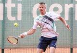 J.Tverijonas išplėšė kelialapį į Prezidento taurės turnyro ketvirtfinalį