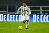 """""""Juventus"""" gynėjas užsikrėtė koronaviruso infekcija"""