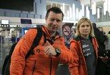 Į 10-ą Dakarą išvykstantis A.Juknevičius sieks pagerinti 2018-ais pasiektą rekordinę atžymą Baltijos šalims