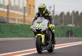 """V.Rossi: """"Yamaha"""" motociklas per dvejus metus beveik nepasikeitė"""""""